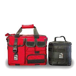 Bolsa Térmica BullDozer 2 em 1 XL | Red