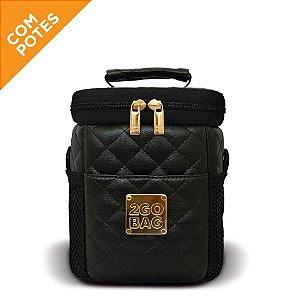 Bolsa Térmica 2goBag FASHION Mini Fit | Black
