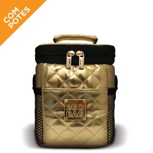 Bolsa Térmica 2goBag FASHION Mini Fit | Gold