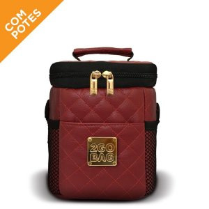 Bolsa Térmica 2goBag FASHION Mini Fit | Ruby
