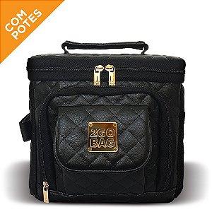 Bolsa Térmica 2goBag FASHION Mid Fit | Black