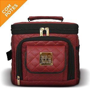 Bolsa Térmica 2goBag FASHION Mid Fit  | Ruby