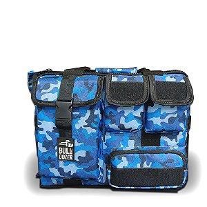 Bolsa Térmica BullDozer 2 em 1 XL  Army Blue