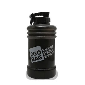 Mini Galão 1,3L | Black