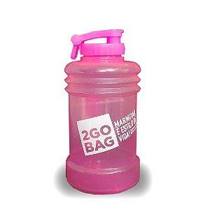 Mini Galão 1,3L | Pink