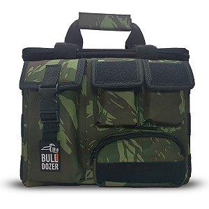 Bolsa Térmica BullDozer Pro Camuflada com Capacidade para 13,5 Litros
