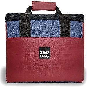 Bolsa Térmica 2goBag  Pro | Jeans