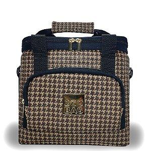 Bolsa Térmica 2go Bag Mid Café com Capacidade para 6,6 Litros