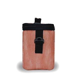 Bolsa Térmica 2go Bag Mini Rose com Capacidade para 4,3 Litros
