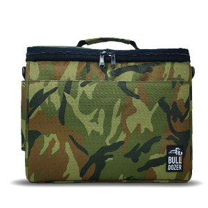 Porta Note Book Bulldozer | Camuflado
