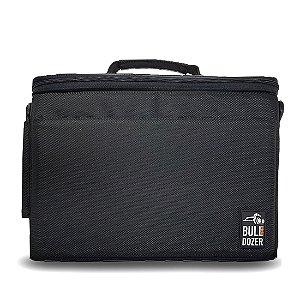 Porta Note Book Bulldozer | Black