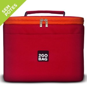 Bolsa Térmica 2goBag 4ALL Fun Pro Start | Red