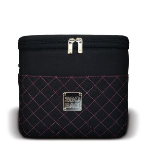 Bolsa Térmica 2goBag 4ALL Glam Mid | Black