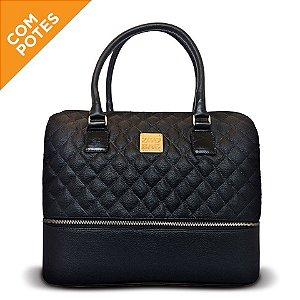 Bolsa Térmica 2goBag 2GETHER Glam Fit | Black