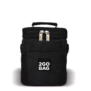 Bolsa Térmica 2goBag SPORT Mini | Black