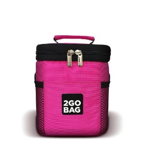 Bolsa Térmica 2goBag SPORT Mini |Ultra Pink