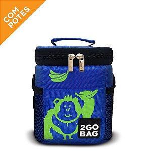 Bolsa Térmica 2goBag KIDS Mini Fit | Kong