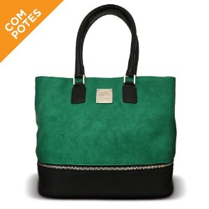 Bolsa Térmica 2goBag 2GETHER Shop Fit | Green