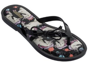 Melissa flip flop unicornio