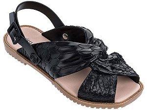 Melissa sauce sandal + baja east
