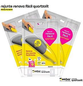 Rejunte Renova Fácil Quartzolit