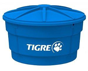 Caixa d'água Tigre 500 Litros Polietileno ALT: 73CM