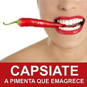 CAPSIATE A PIMENTA QUE EMAGRECE - 30 Capsulas 6Mg