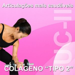 UC2-COLÁGENO TIPO 2 (Mantem as articulações mais saudáveis) 40mg