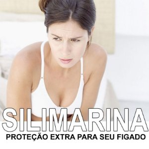 SILIMARINA (Proteção extra para seu figado) 200mg
