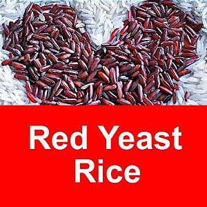 Red Yeast Rice (fermento de Arroz Vermelho) 60 Capsulas- 600Mg