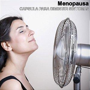 Composto diminuir sintomas da menopausa - 400 Mg - 60 Capsulas