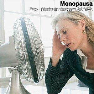 Duo diminuir sintomas da menopausa agora