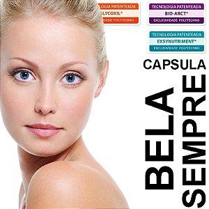 Composto sempre Bela (Exsynutriment e Bioarct) - 60 Capsulas
