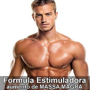 Estimulador Hormonal Aumento de Massa Magra - 60 Capsulas