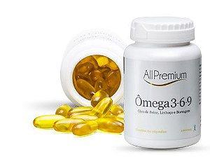 OMEGA 3-6-9 1000MG 60 CAPSULAS ALLPREMIUM