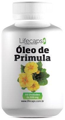 ÓLEO DE PRIMULA (Alívio dos sintomas da TPM)500mg - 60 Capsulas