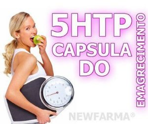 5HTP  (A Capsula do Emagrecimento) 50 Mg