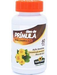 ÓLEO DE PRIMULA - 60 CAPSULAS