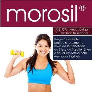 Morosil (O melhor da laranja Moro e do Saffrin )338,25Mg - 60capsulas