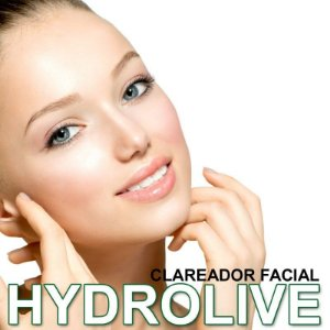 Clareador Facial (HydrOlive)