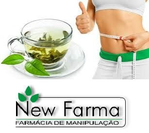 CHÁ VERDE - GREEN TEA (Regimes dietéticos) 300 Mg - 60 Capsulas