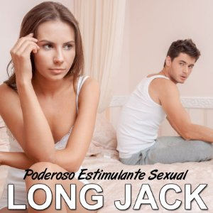 LONG JACK (POTENTE ESTIMULANTE SEXUAL) 400 Mg