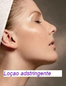 LOÇÃO ADSTRINGENTE DE HAMAMELLIS (Elimina impureza da pele)100 Ml