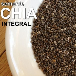 Semente de Chia Integral - 350g