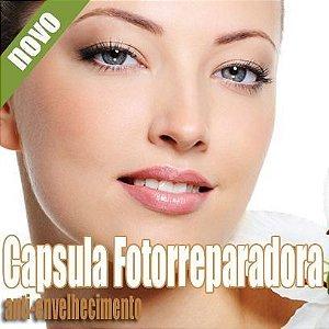 CAPSULAS FOTORREPARADORAS (para peles maltratadas pelo tempo) 285 Mg -30capsulas