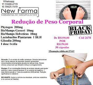 Redução de peso corporal.