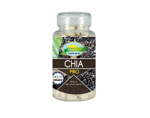 Chia Pro  800Mg - 180 Capsulas