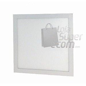 Luminaria De Led Maxtel Plafon Quadrado Embutir 40x40 36w