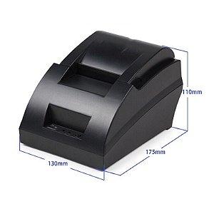 Impressora De Ticket Termica Cupom Não Fiscal 58mm Original