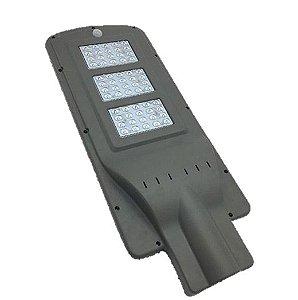 Poste Energia Solar LED com SENSOR-60